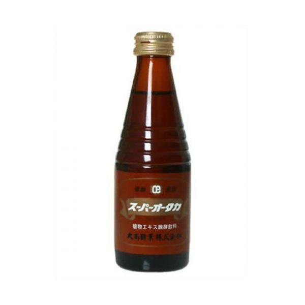 スーパーオータカミニサイズ180ml/植物エキス発酵飲料【大高酵素】