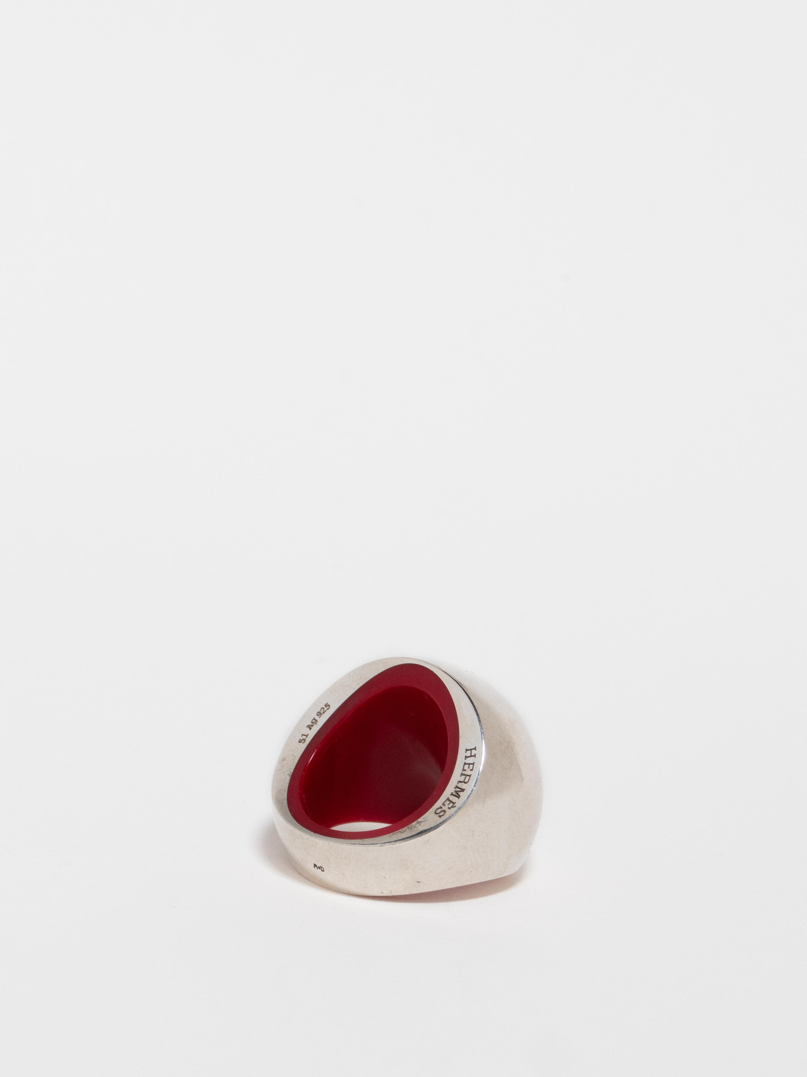 Bombe Ring / Hermès