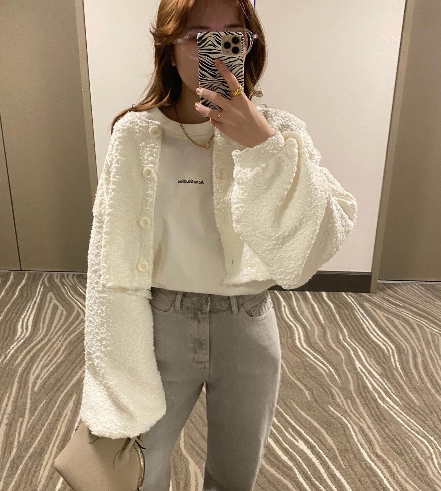 【5/25締】 DAYNYC cloud cardigans