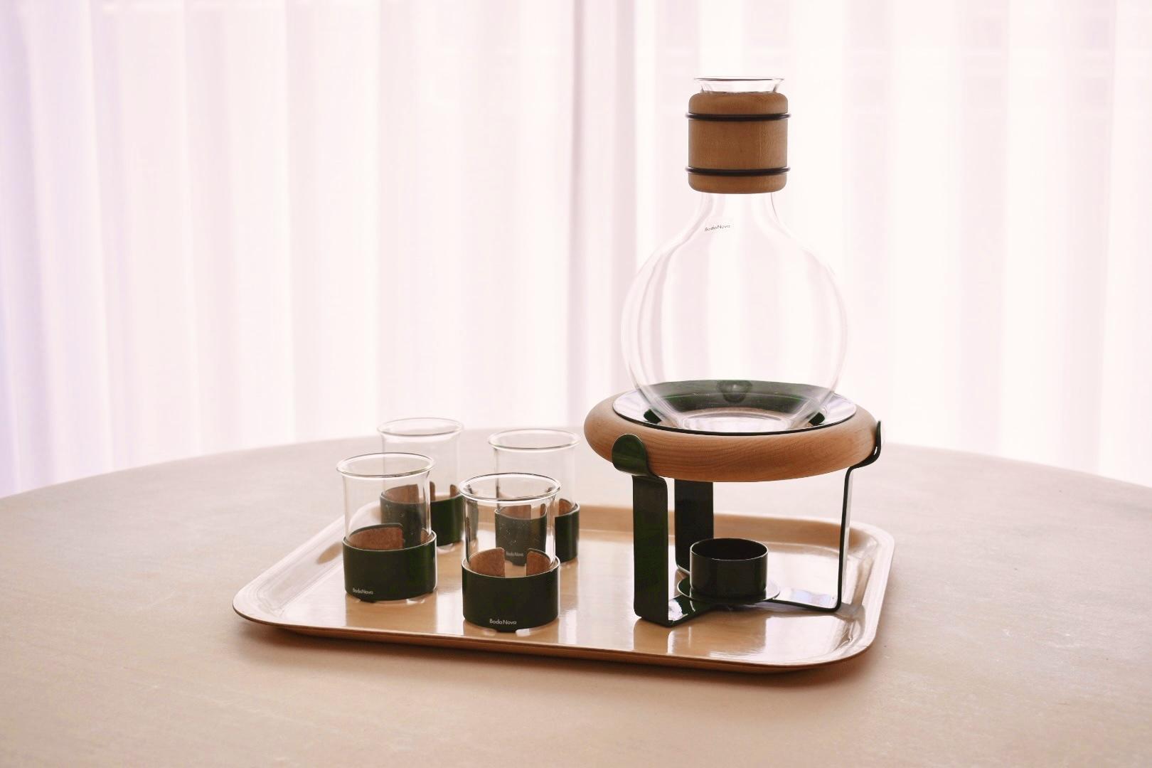 Mulled wine glass set(Ulf Hanses)