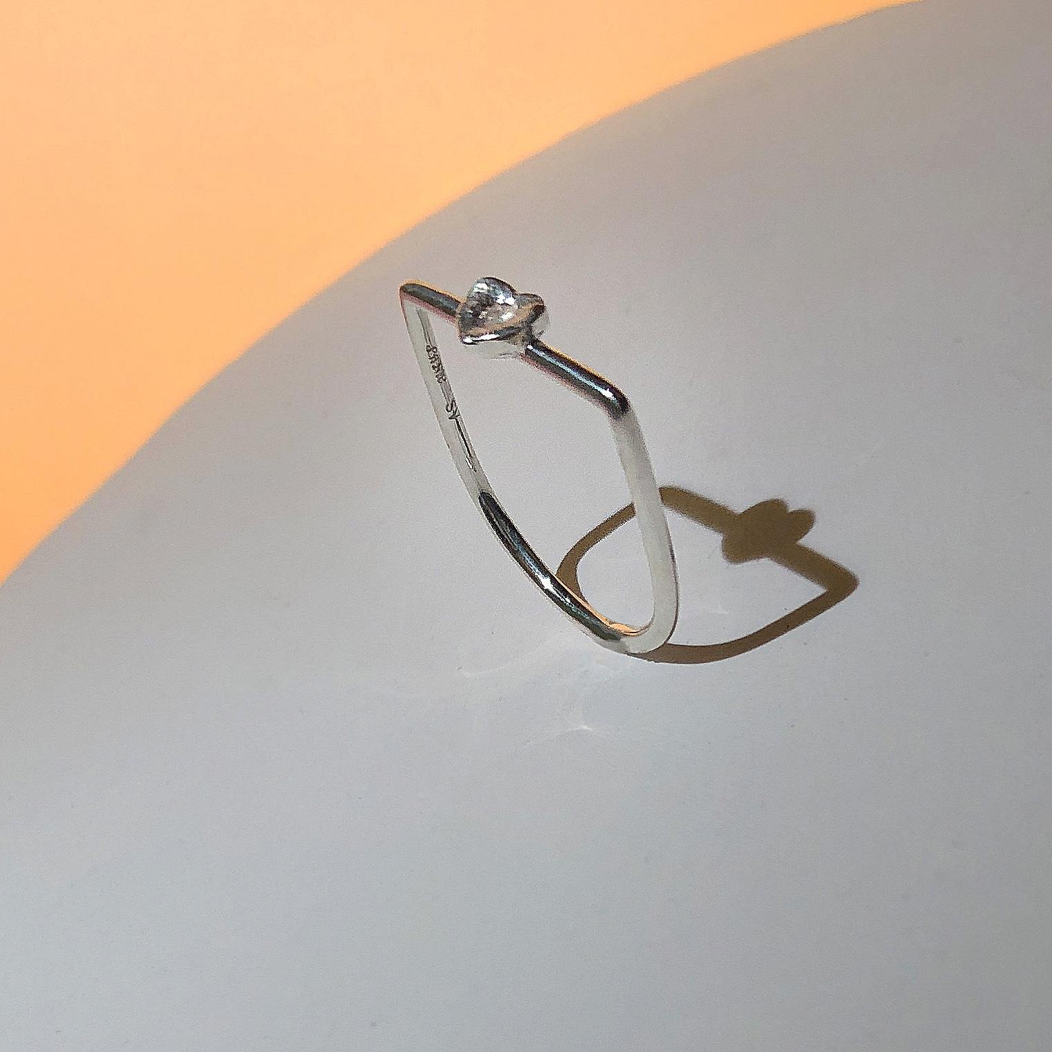 桃のリング SILVER925 #LJ19026R