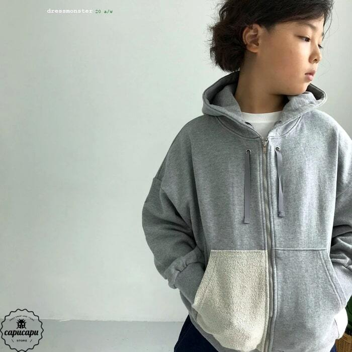 «sold out» dressmonster puzzle hoodie 2colors for size M,L,XL