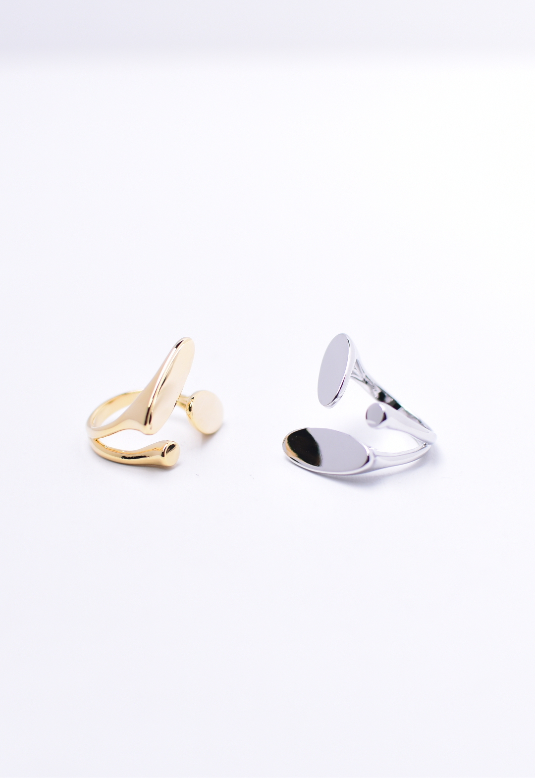 composite ring /gold