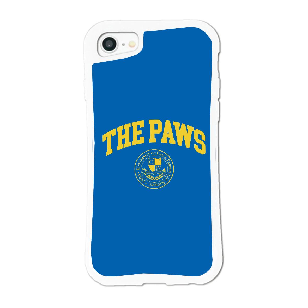 【Cat & Parfum】THE PAWS University iPhone Case