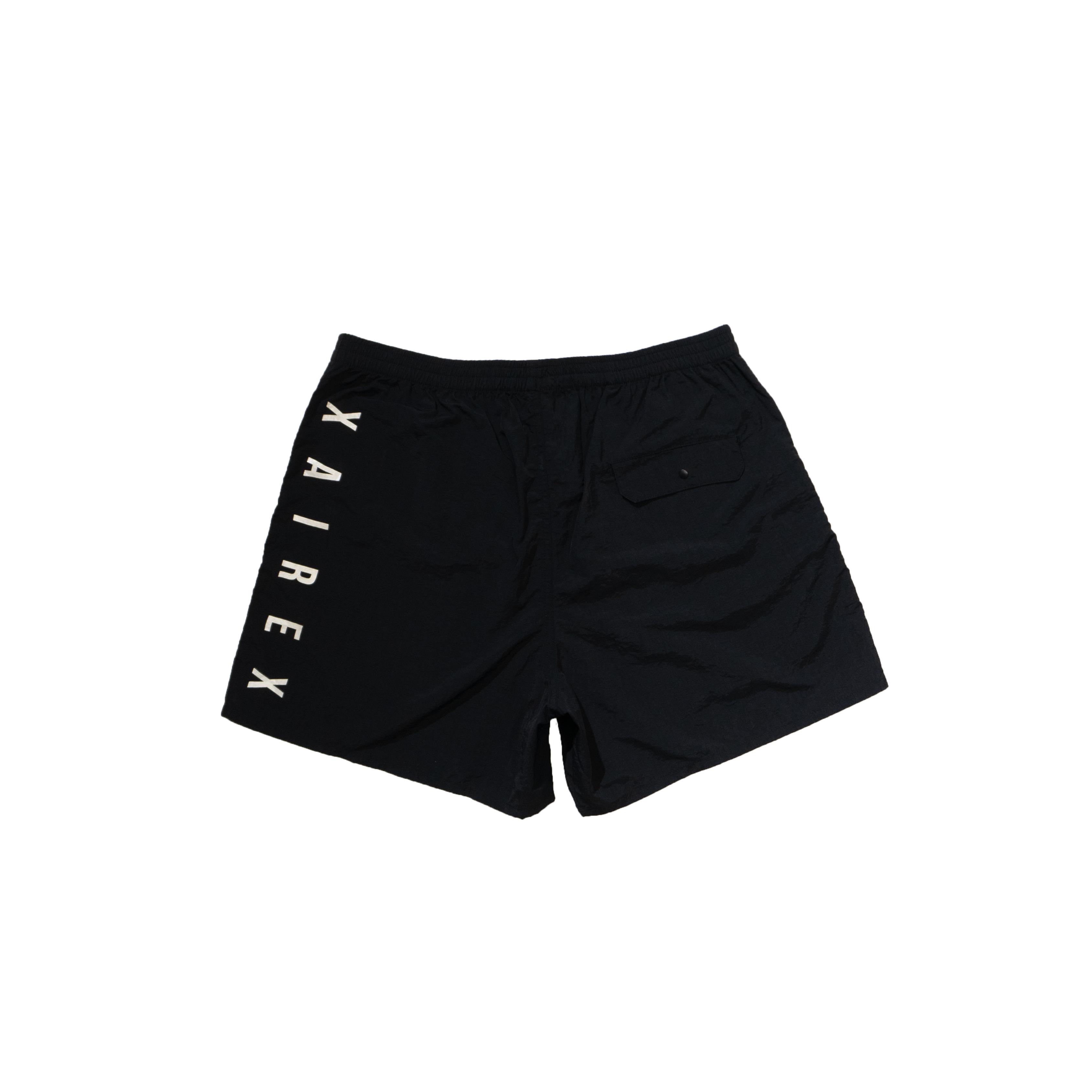 """XAIREX NYLON PANTS """"BLACK""""[XAI-63]"""