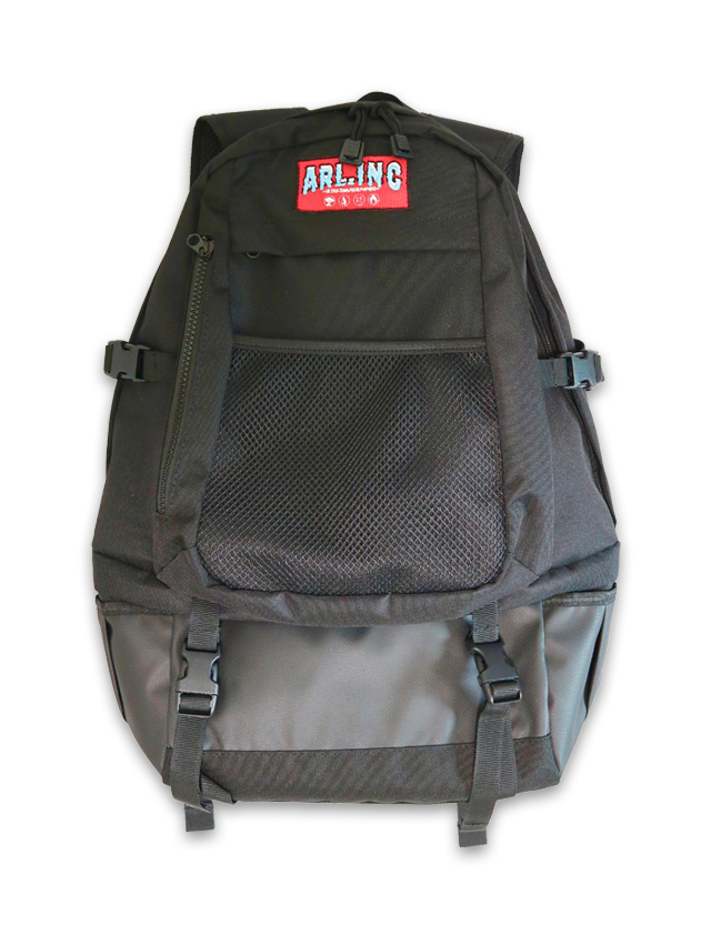 ARL PAPER PATCH BACK PACK