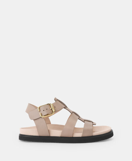 FRANCISCAN SANDAL WITH RUBBER SOLE [296102952102]