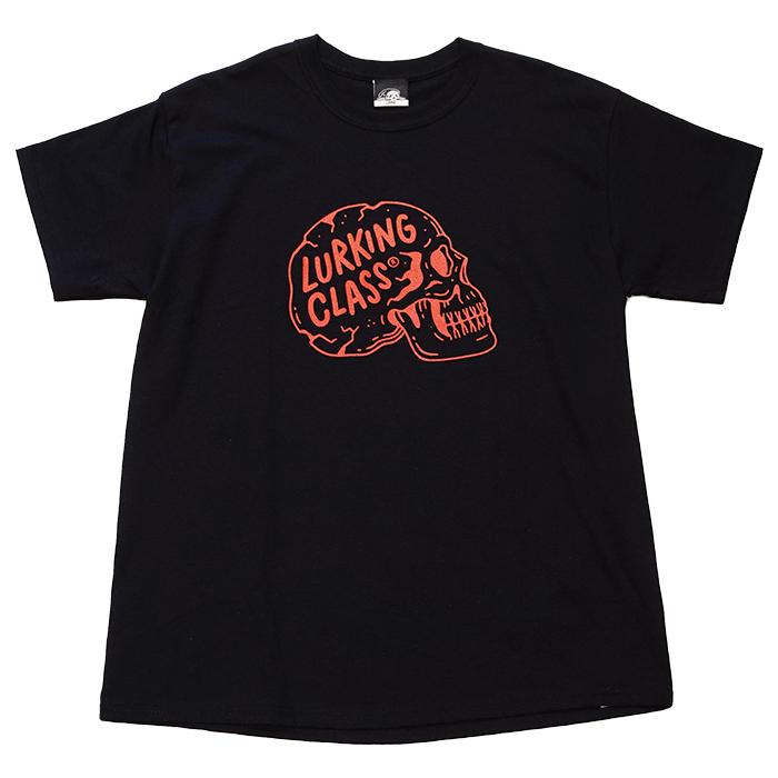 LURKING CLASS(ラーキングクラス) / PROFILE TEE(BLACK)(ST21ST03)(Tシャツ)
