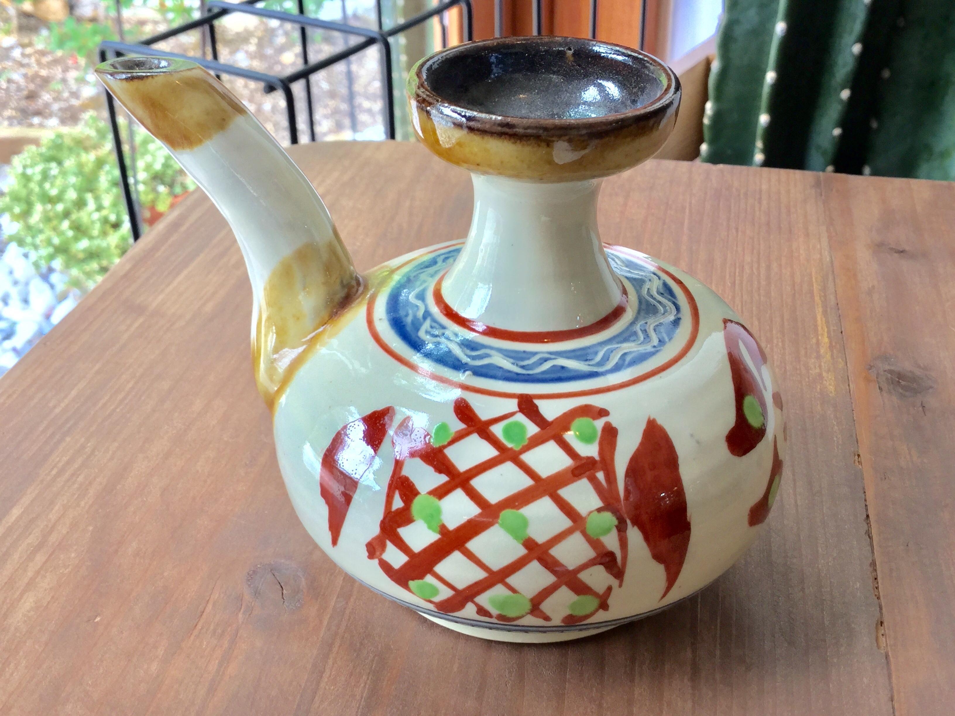 カラカラ赤絵 国場陶芸