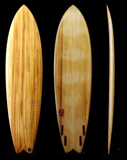 Firewire Timber-Tek Seaside & Beyond Future Fins