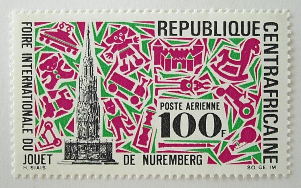 トイ・フェアー / 中央アフリカ 1969