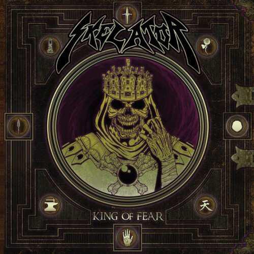 """SKELATOR """"King of Fear"""" (輸入盤)"""