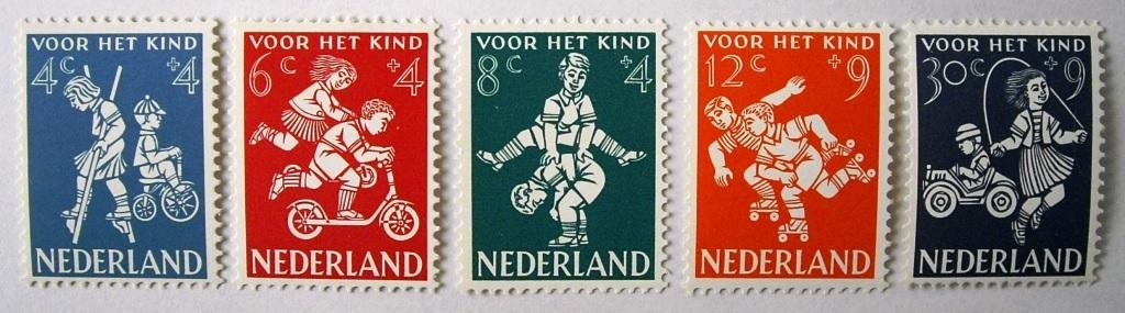 児童福祉 / オランダ 1958