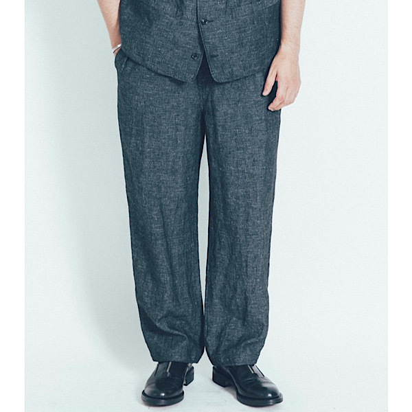 """BRESSON"" LINEN GENTLEMEN'S PANTS"