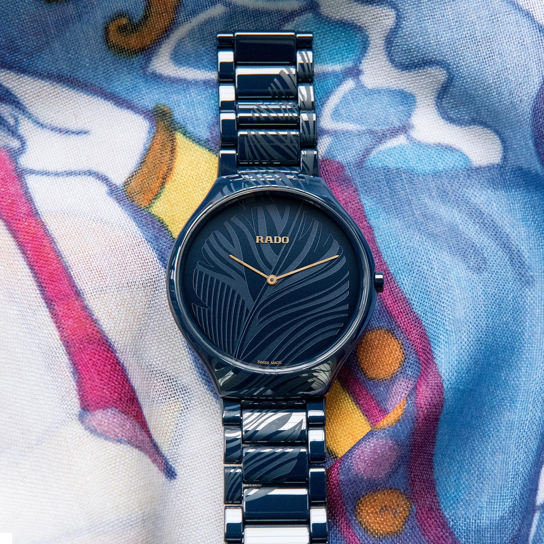【RADO ラドー】True Thinline MyBird シンライン マイバード 1001本限定/国内正規品 腕時計