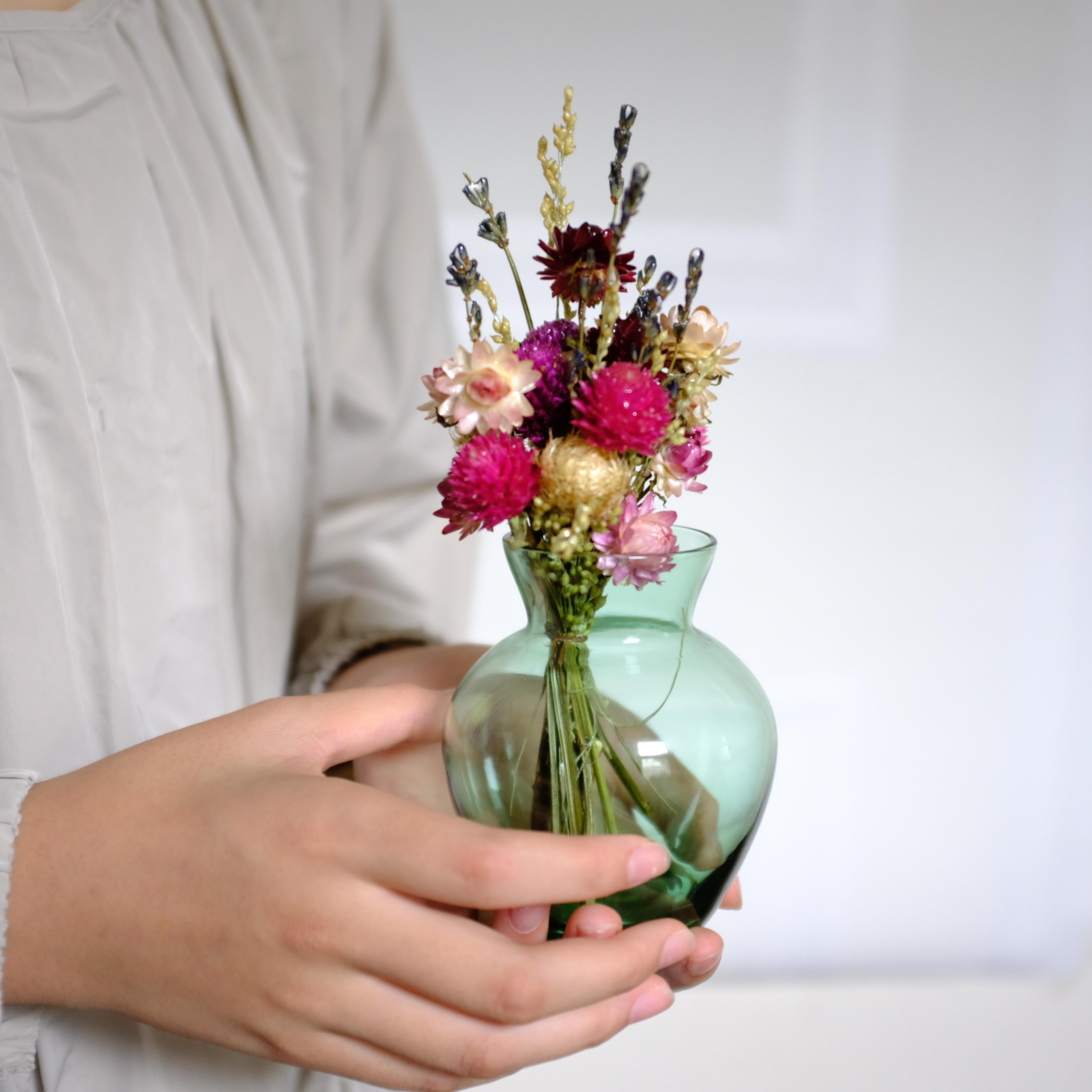 tsuyabana dried flower 花束 3