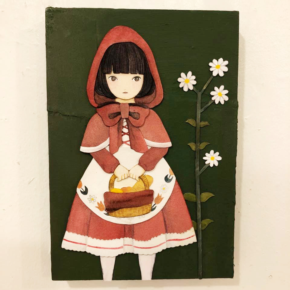 林ホノカ「赤ずきんちゃん」