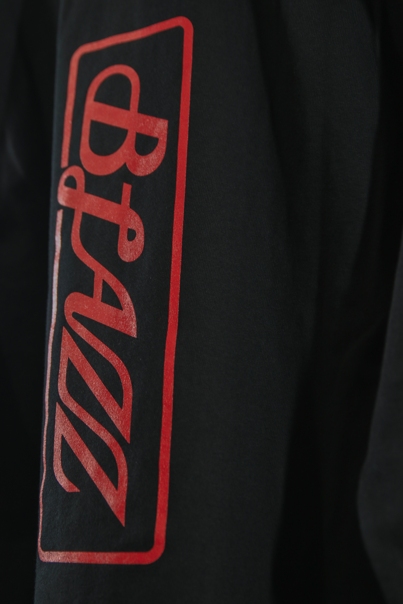Neon sign L/S TEE [CHICAGO]