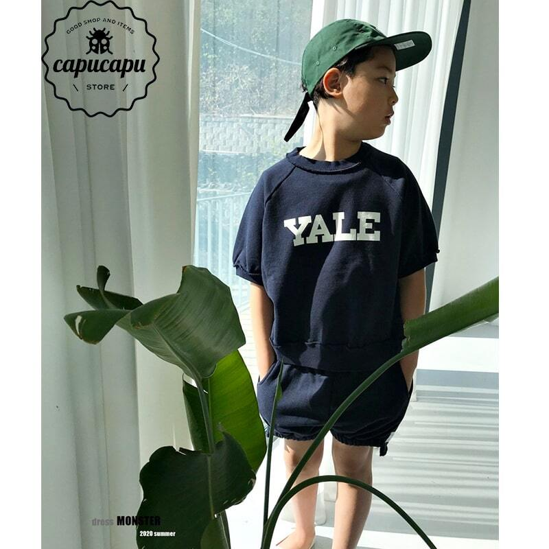 «sold out» dressmonster  yale reversible sweat 2colors