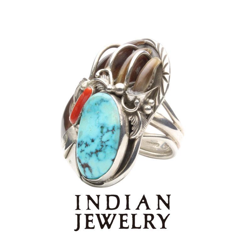 IndianJewelry TurquoiseRing