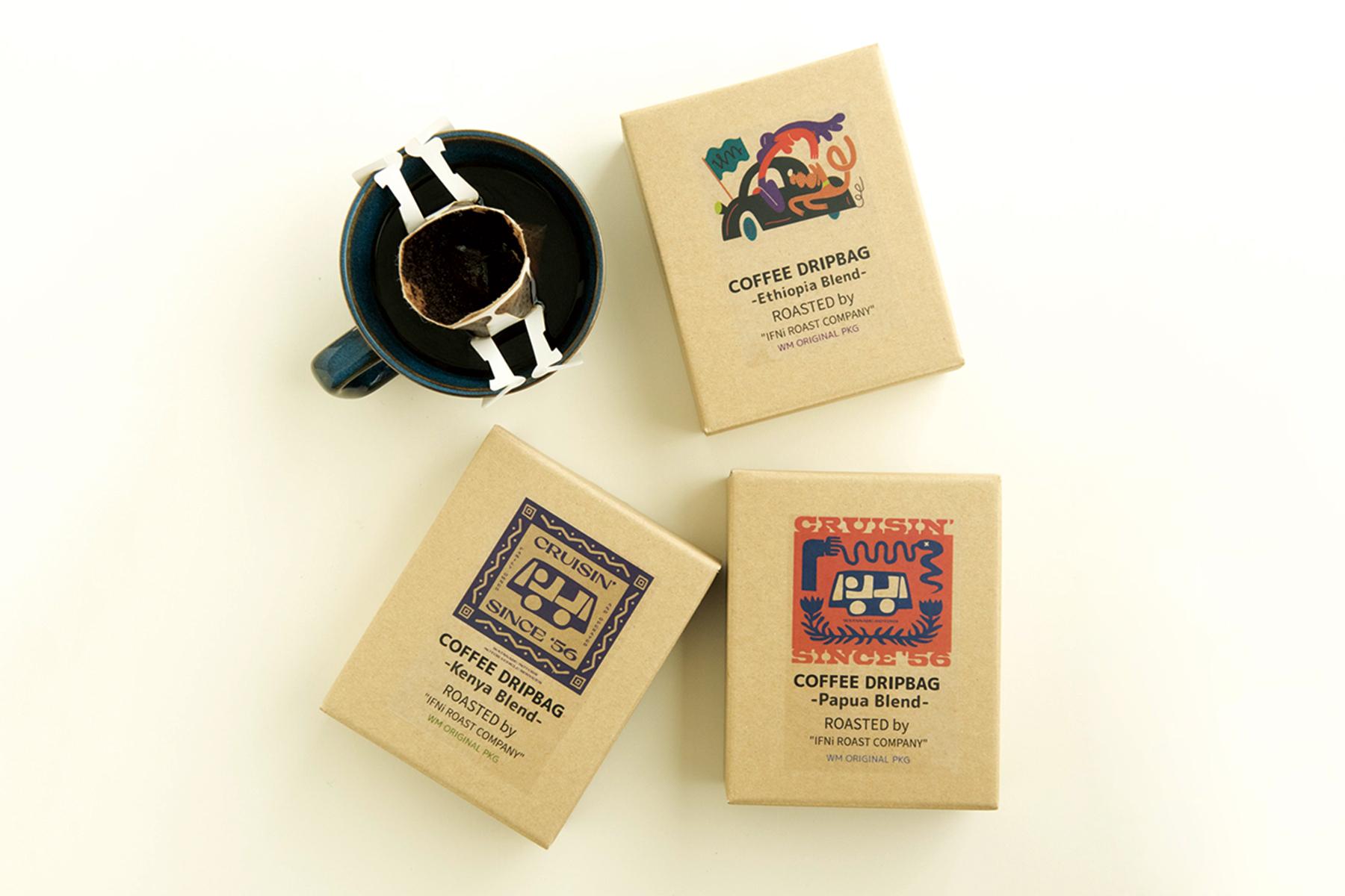 渡辺モータース商会 / COFFEE DRIP BAG Set