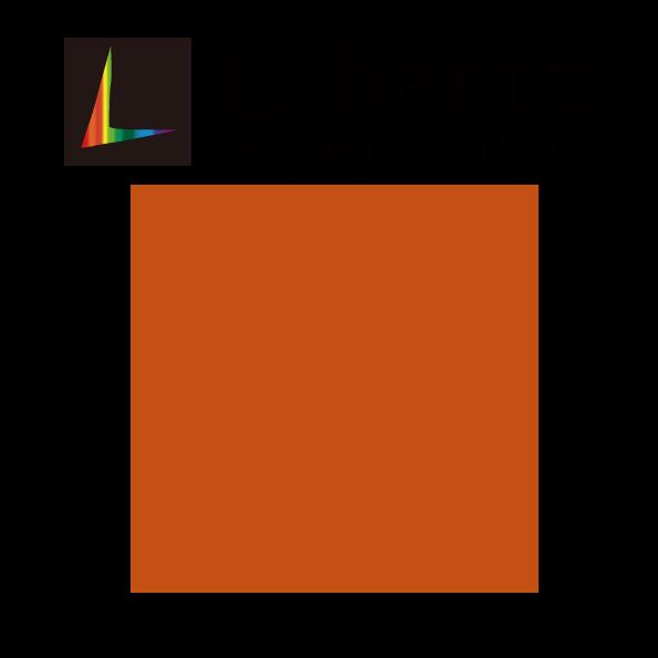 リベルタ LCS1577 パンプキンオレンジ 長期屋外用
