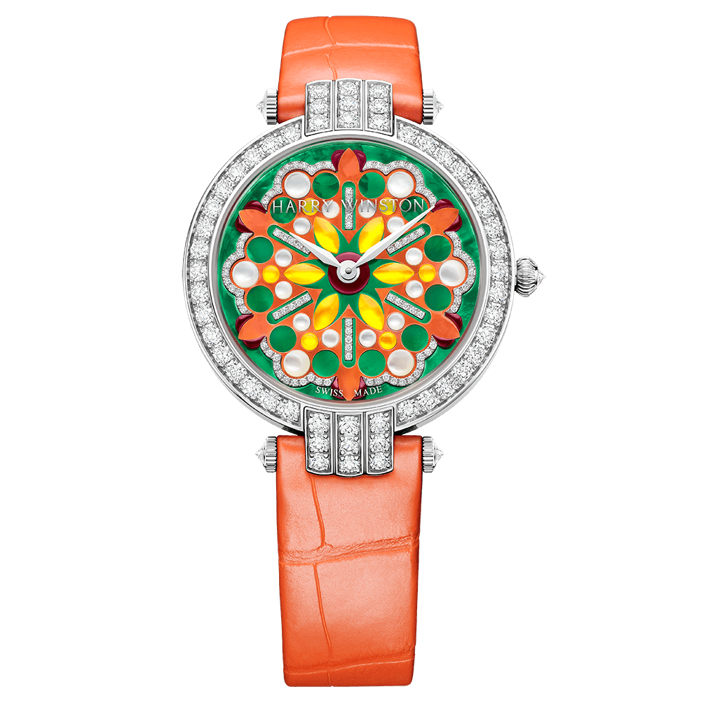 HW Premier Kaleidoscope Automatic 36mm PRNAHM36WW031