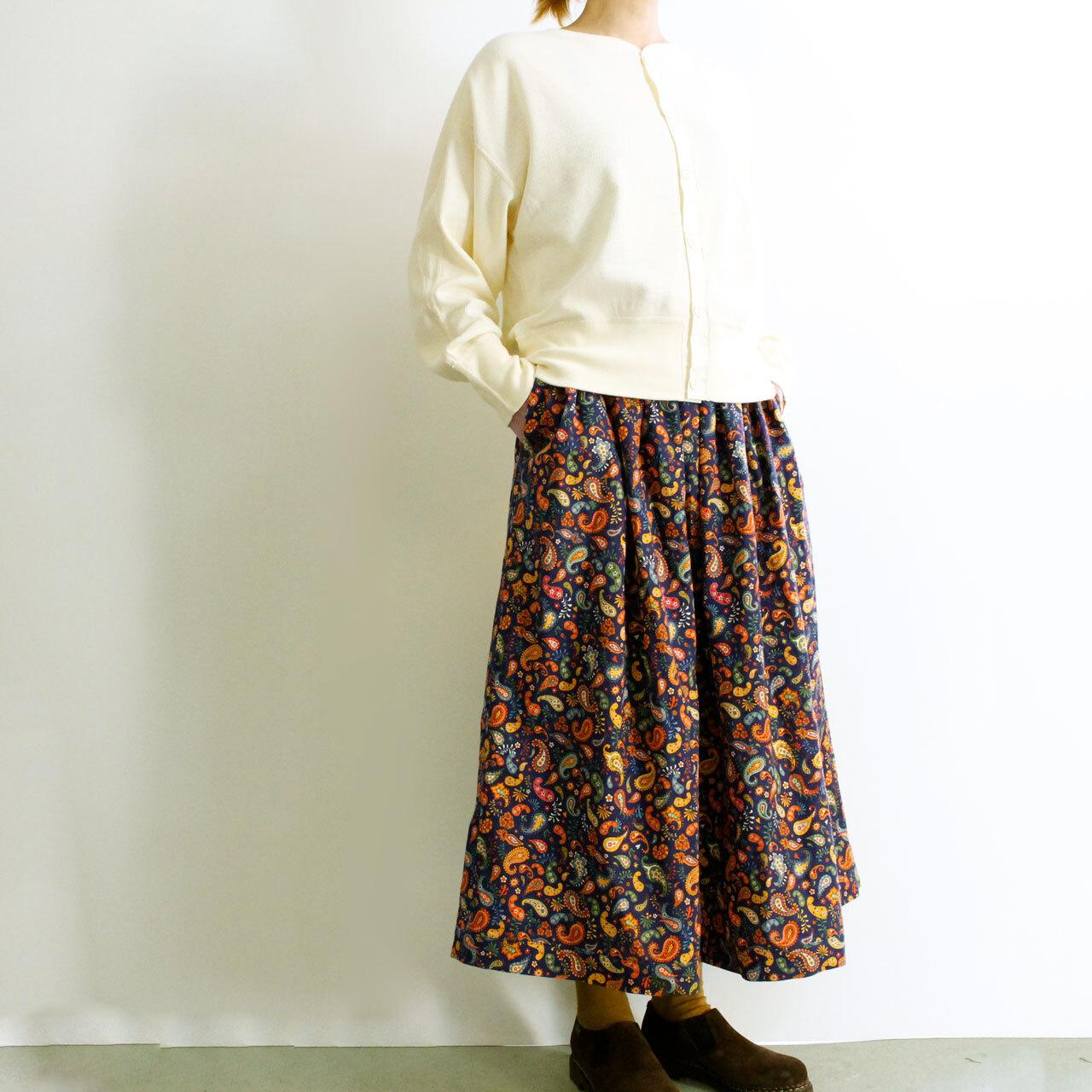 TINKERS ティンカーズ オリジナルプリント ギャザースカート