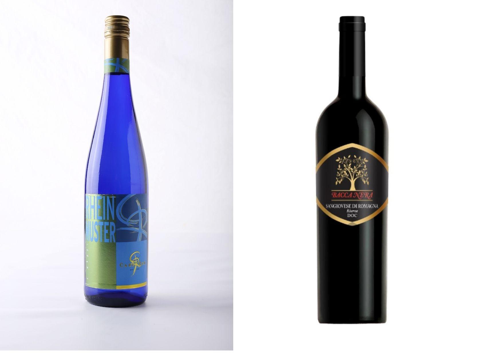 【送料込み】おすすめ赤白ワイン2本セットB
