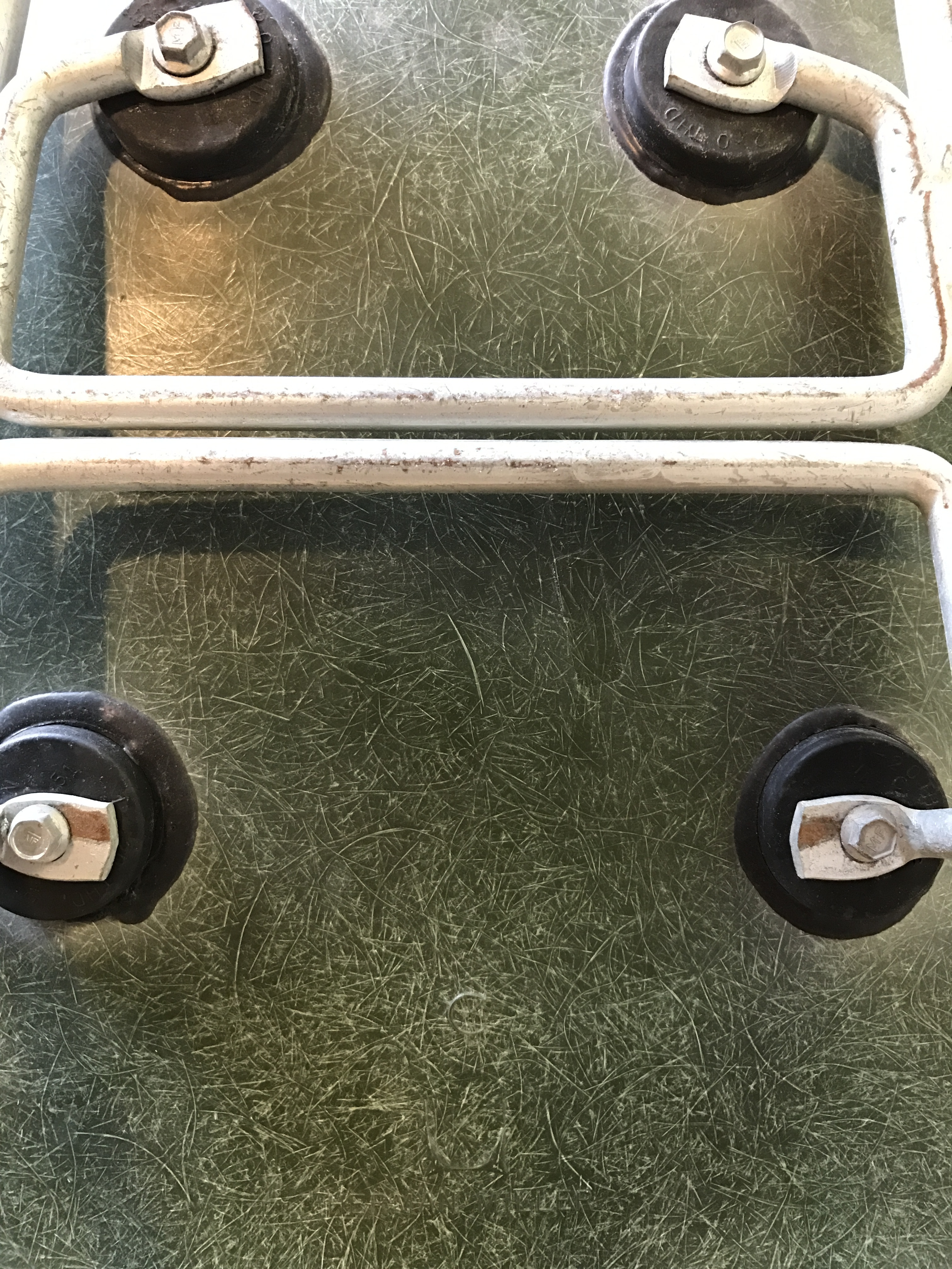 Vintage ハーマンミラー社製 イームズ サイドシェルチェア GREEN