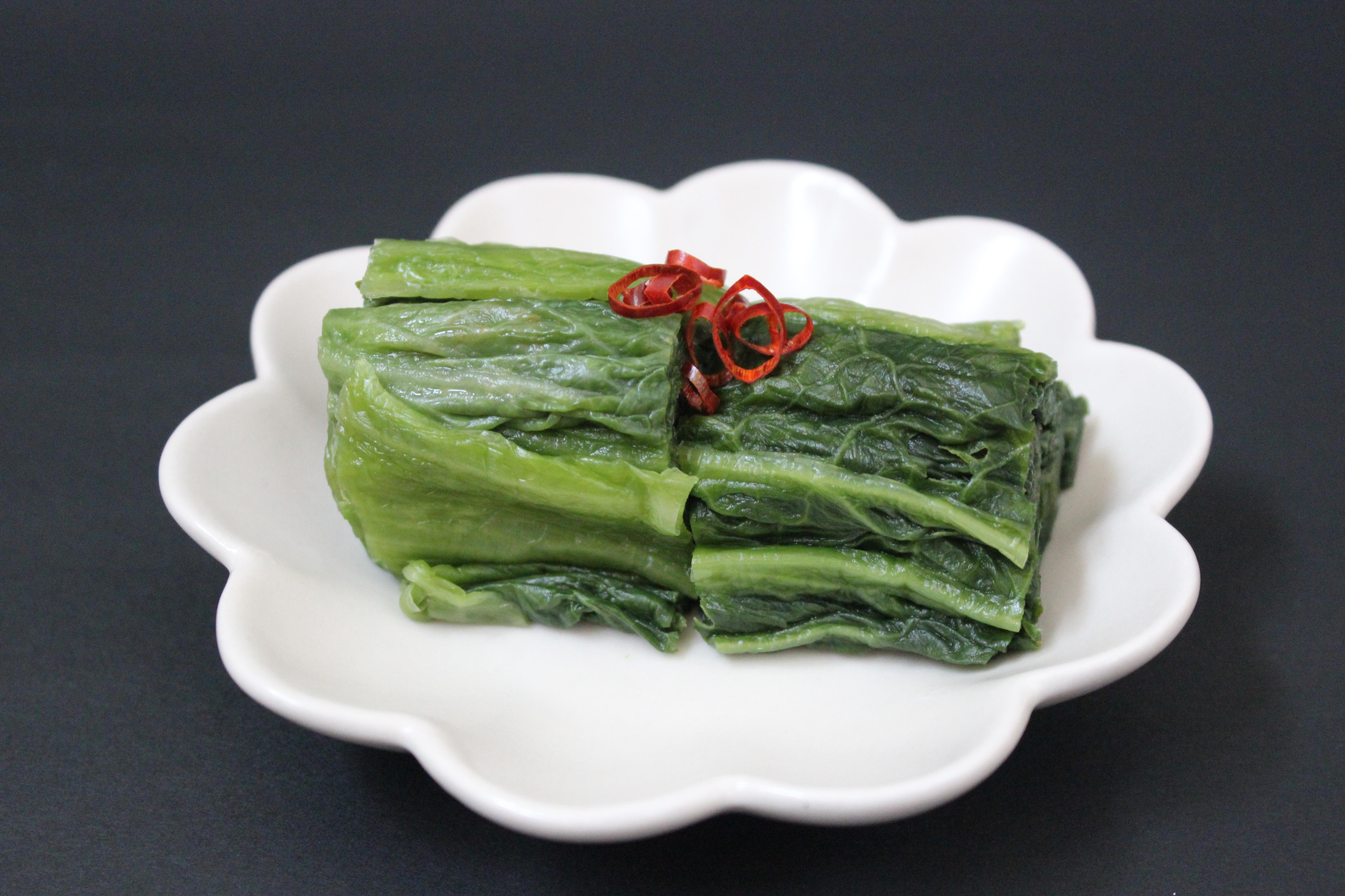 青菜漬4kg(4㎏詰)