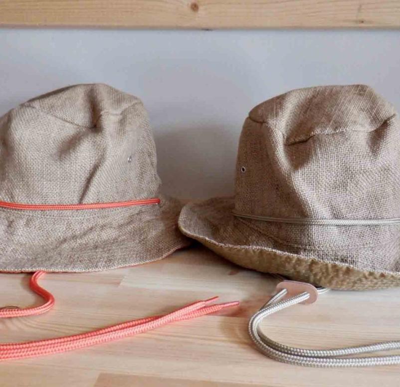 NAPRON GARDENER HAT