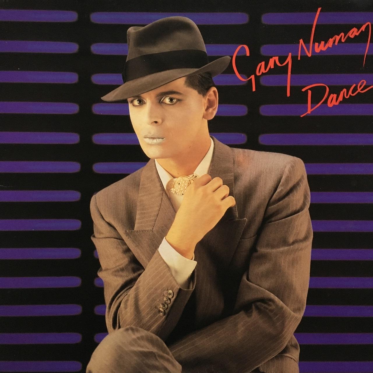【LP・米盤】Gary Numan  /  Dance