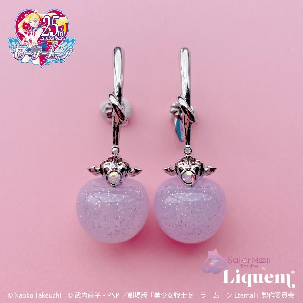 Sailor Moon store x Liquem / スーパーセーラームーンチェリー ピアス