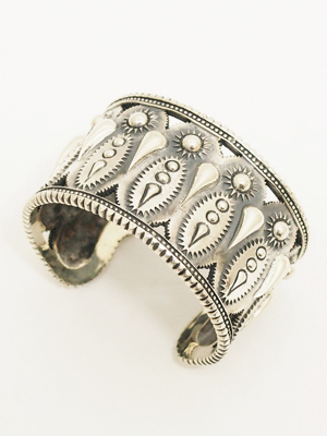 EGO TRIPPING (エゴトリッピング) SILVER BANGLE / SILVER 692655-98