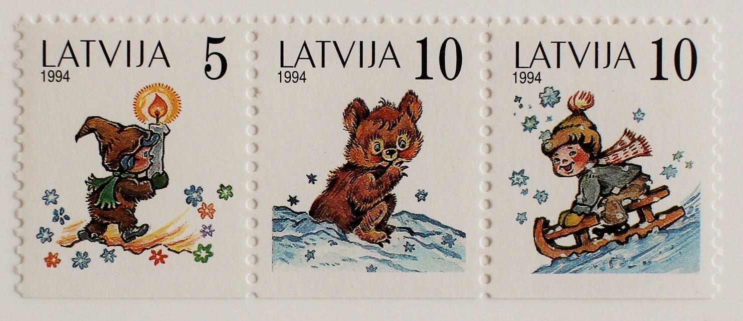クリスマス / ラトビア 1994