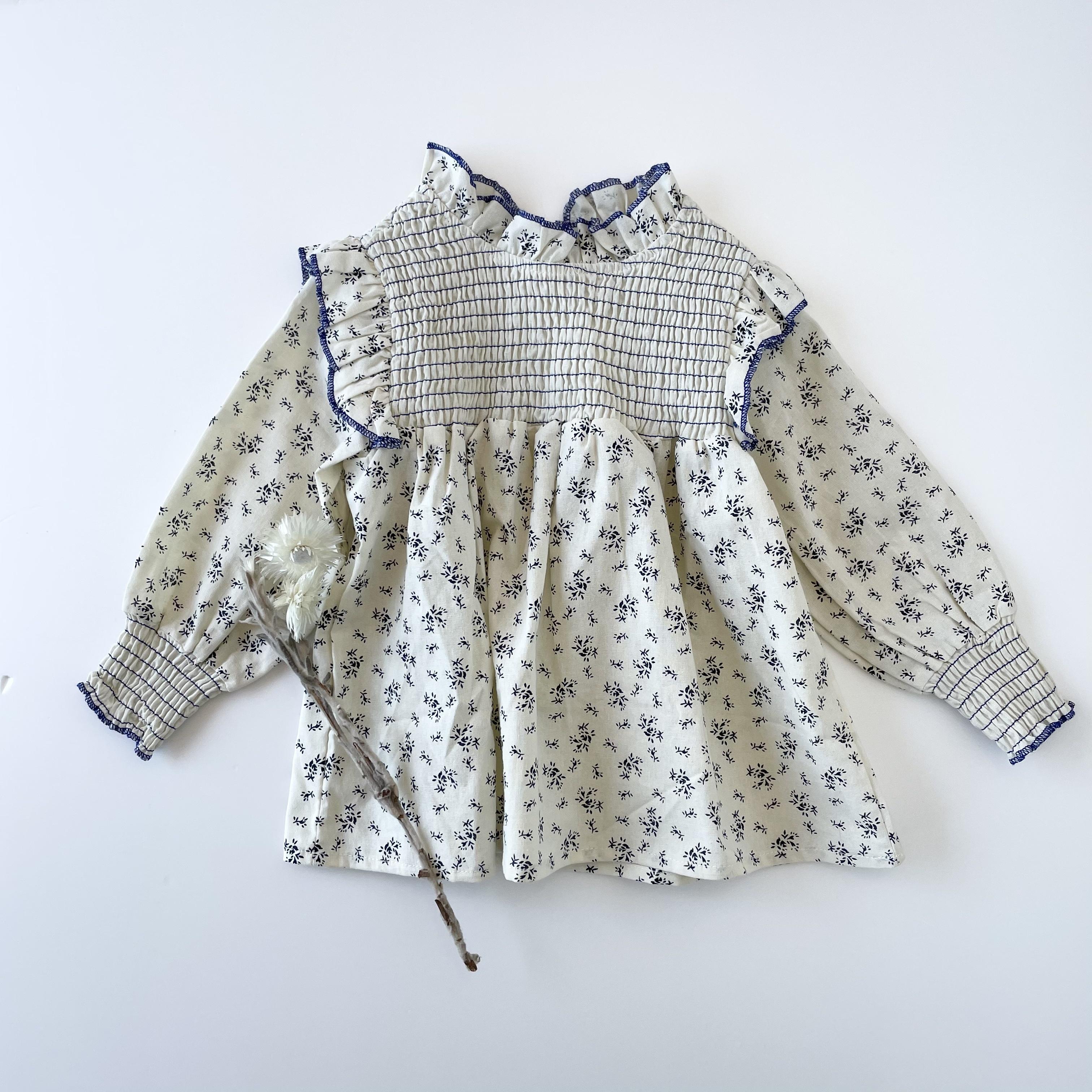 NO.1250  Daisy blouse
