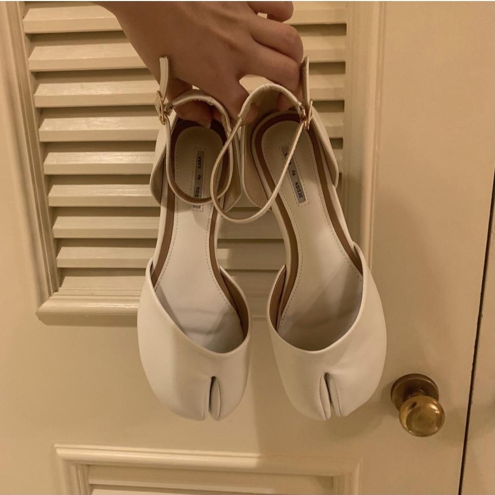 【SSC atelier】tabi flat shoes