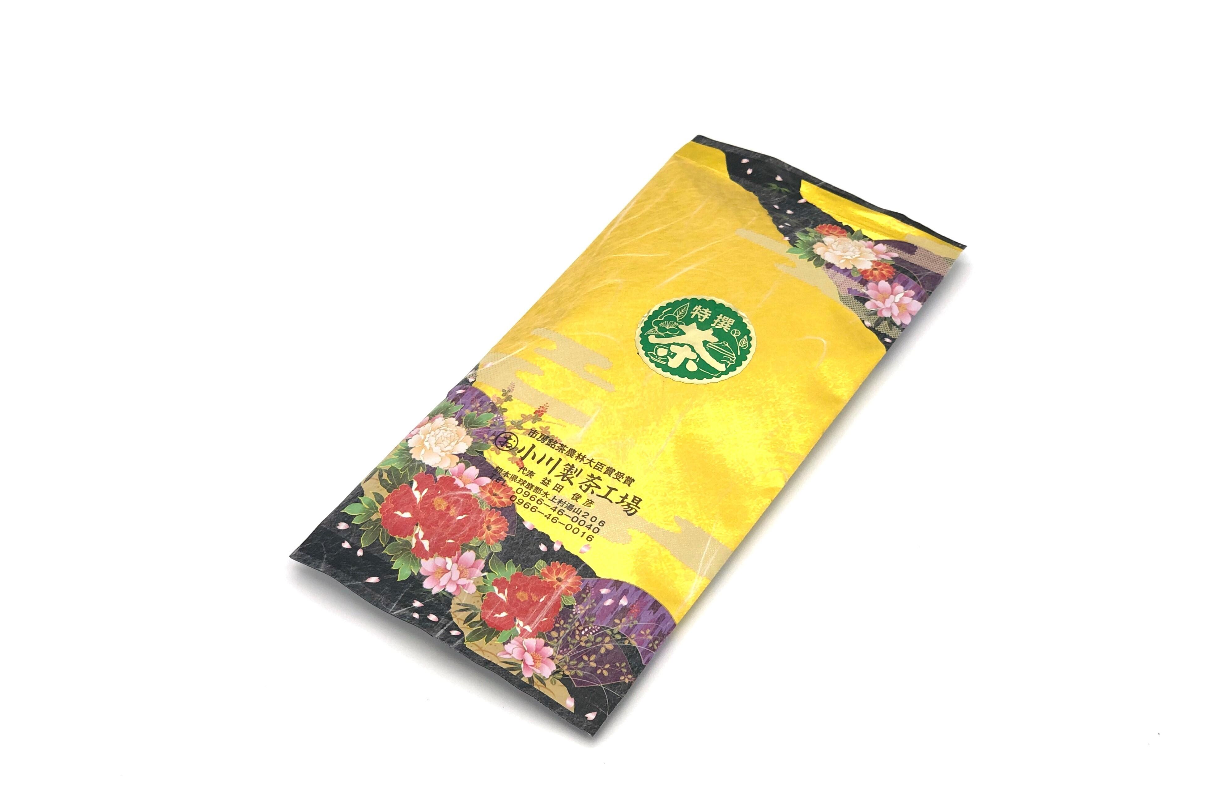 小川製茶 緑茶100g