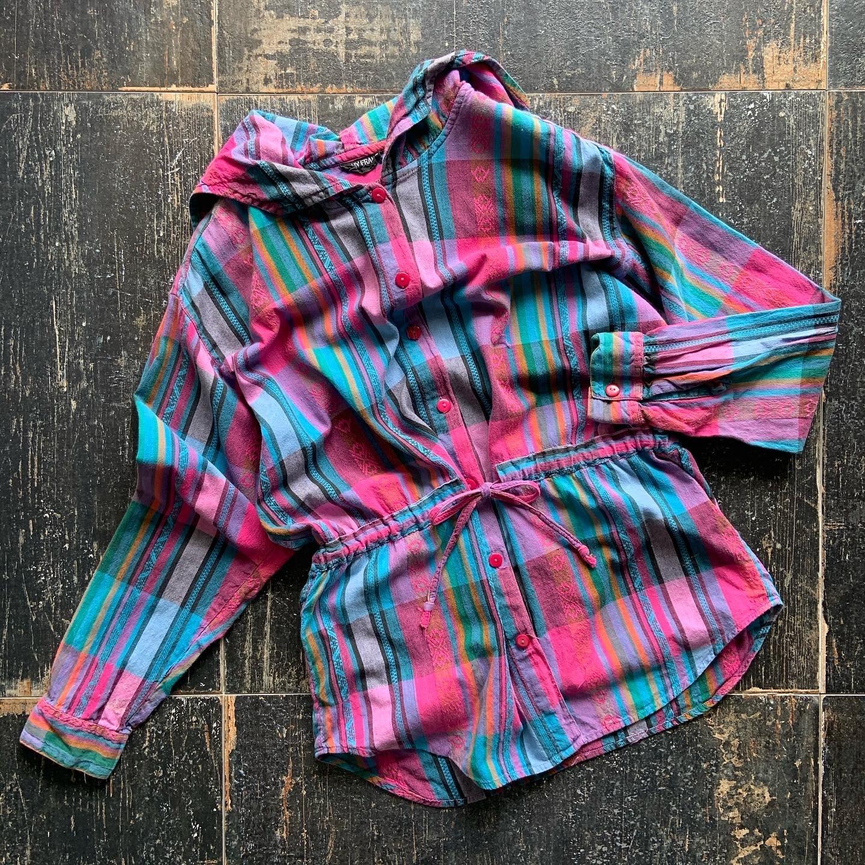 made in INDIA vintage hoodie