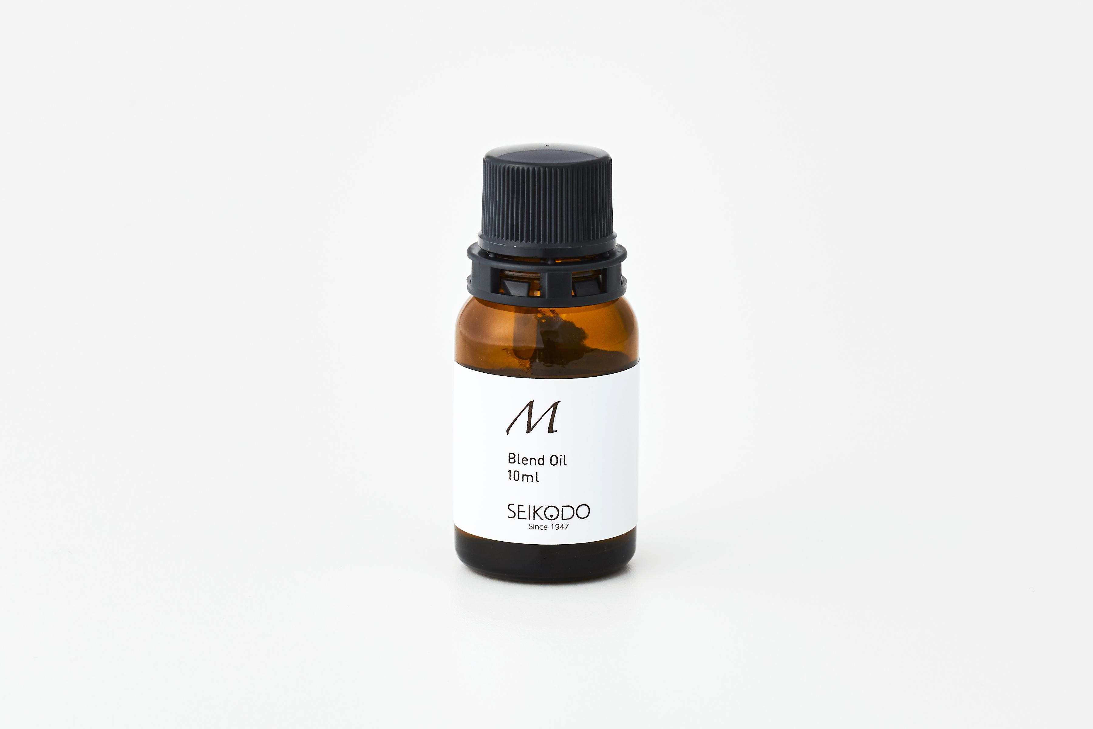 M(朝の香り) ブレンドオイル 10㎖