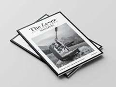 The Lever Magazine 第2号 英語版 レバー式エスプレッソマシン専門誌 クリックポスト【送料無料】