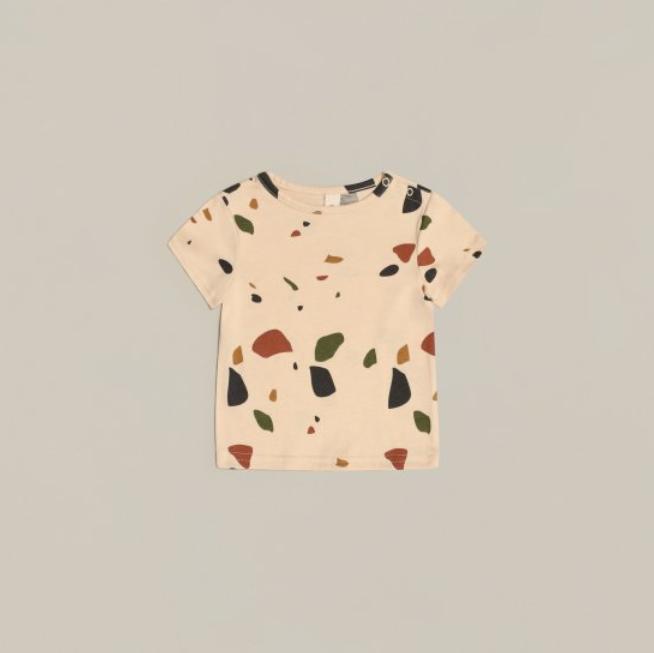 organic zoo「Terrazzo Classic T-shirt」