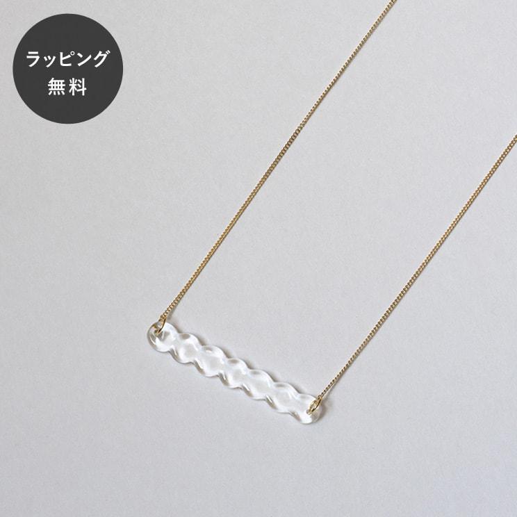 HARIO ハリオ バーズワーズ ネックレス コネクト クリア aa-0221