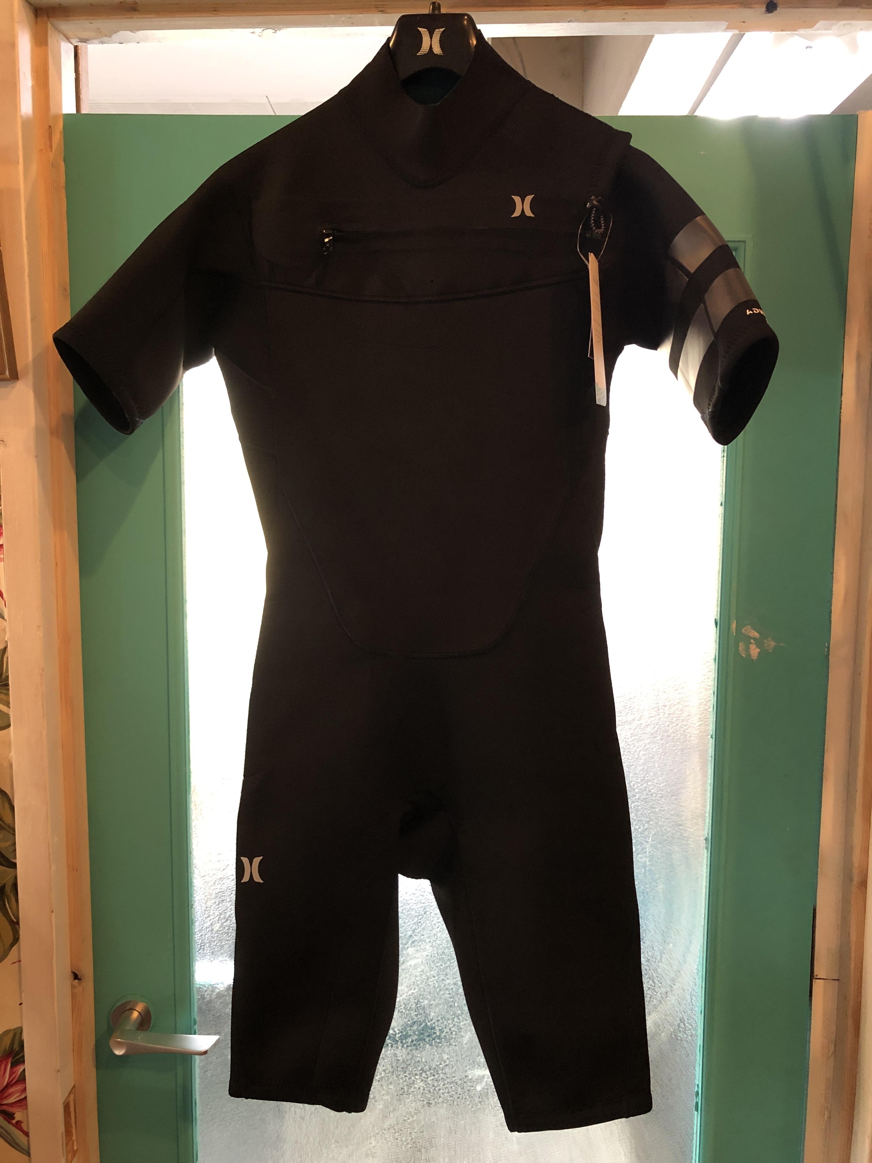 Hurley men's short sleeve spring suit XLサイズ