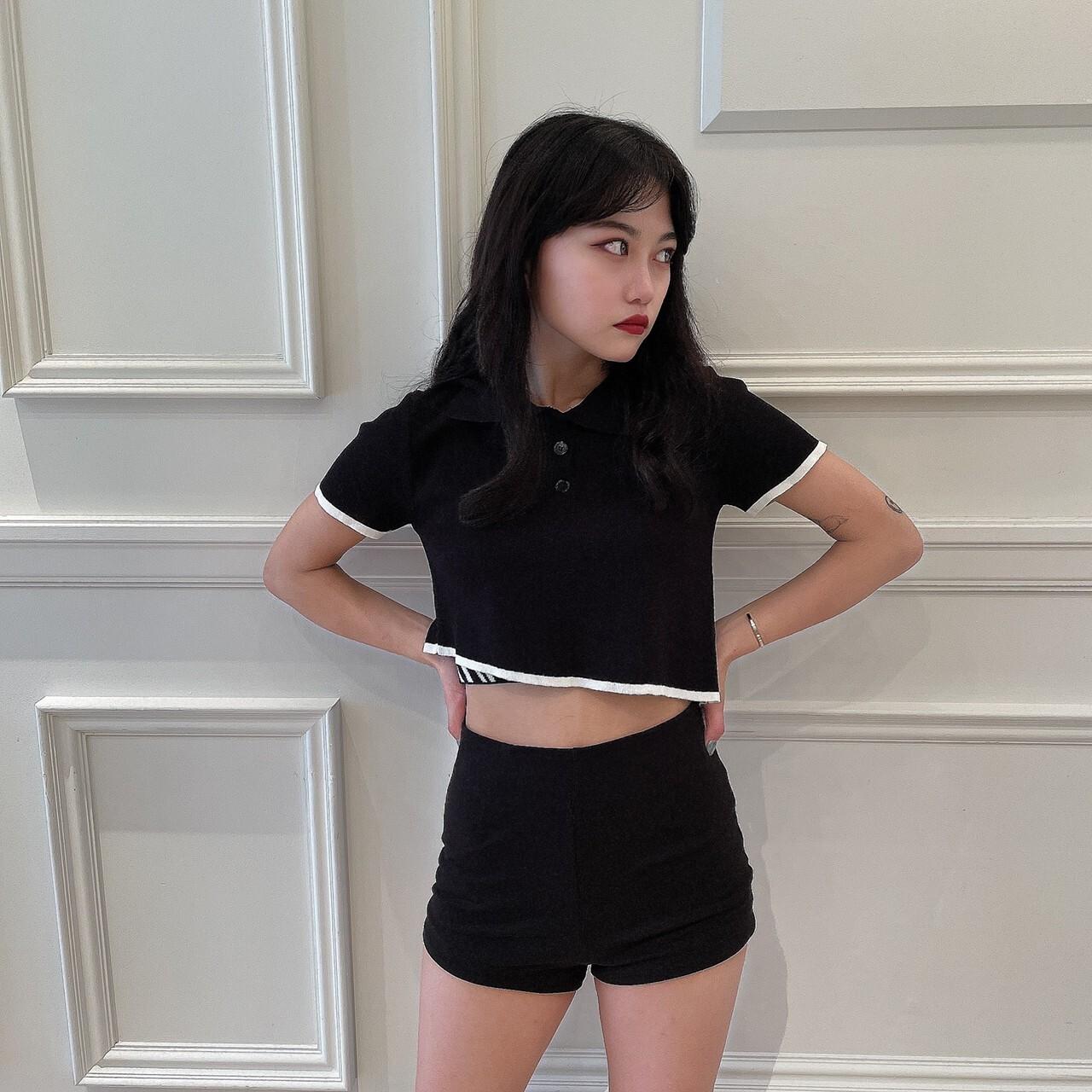 【Belle】tight short pannts