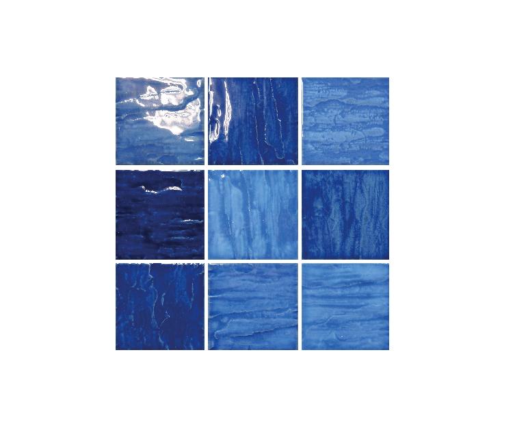 OCEAN BLUE/MIX-B