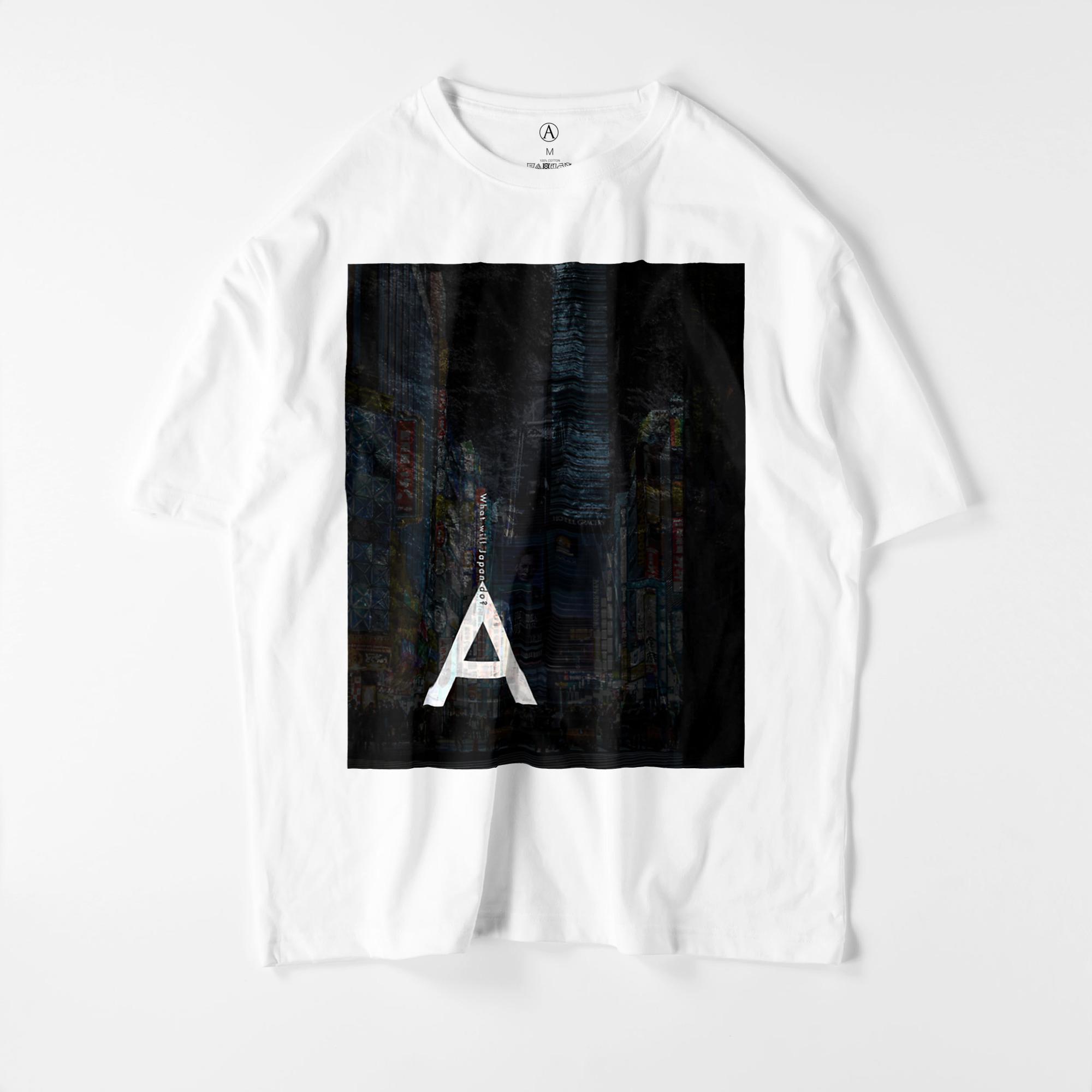 WWJD ビッグシルエットTシャツ ホワイト / Mens