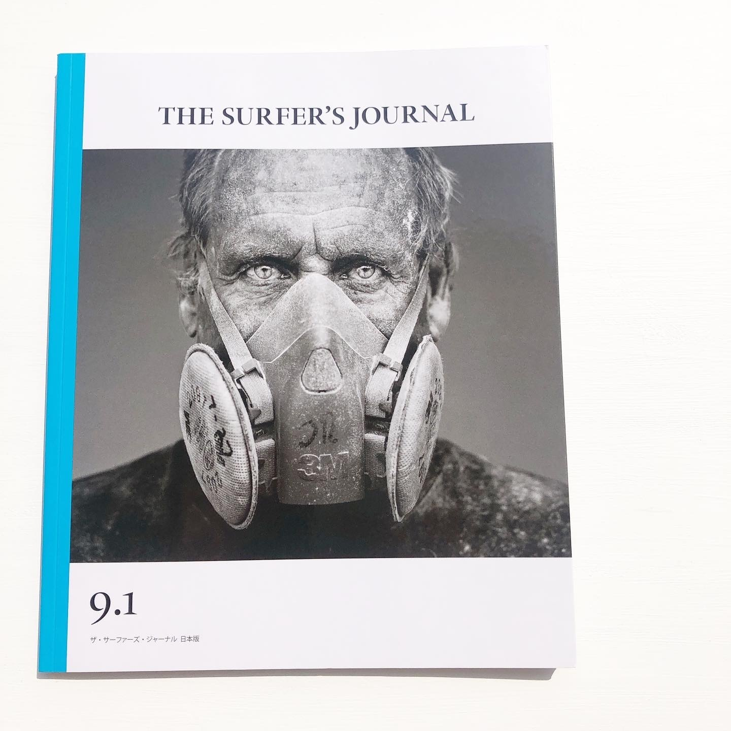 THE SURFER'S JOURNAL JAPAN 9.1