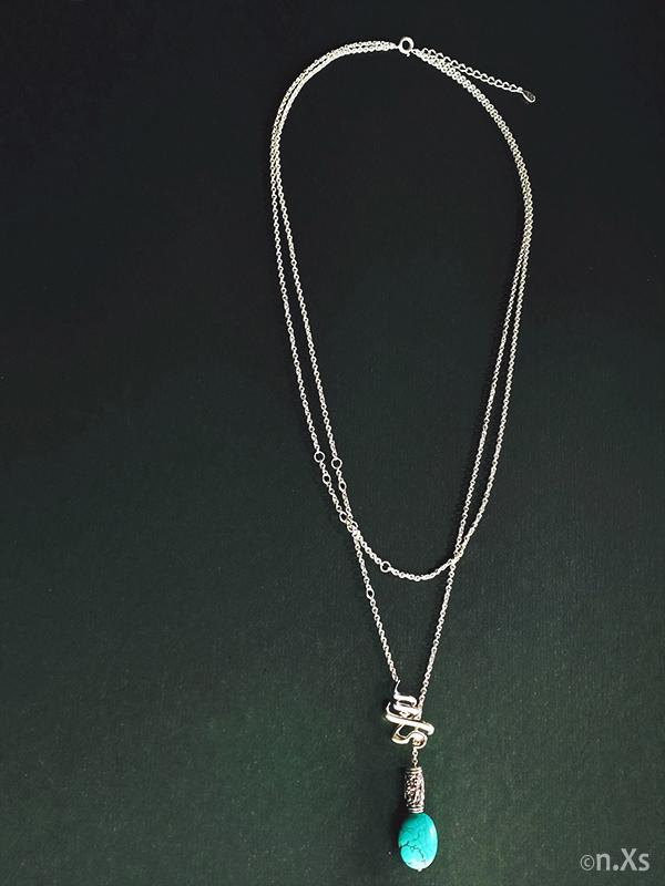 n.Xs(エヌ.クロス)オリジナルネックレス